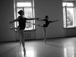 ballet by torielka