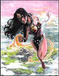 Wonder Woman Commission 2
