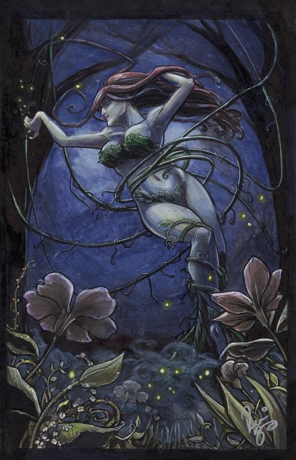 Poison Ivy 2 by RenaeDeLiz