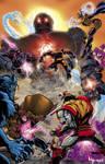 X-Men - Colored