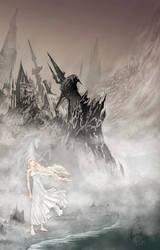The Last Unicorn 5 Cover by RenaeDeLiz