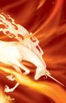 The Last Unicorn 6 Cover