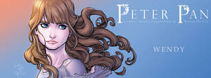 Peter Pan: The Graphic Novel - Wendy