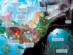 Peter Pan GN: Neverland Vision