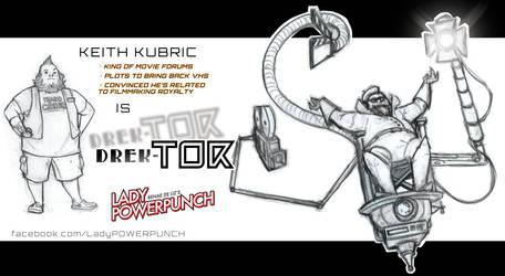Drek-TOR