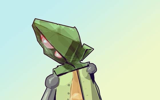 Roboto by Montyok