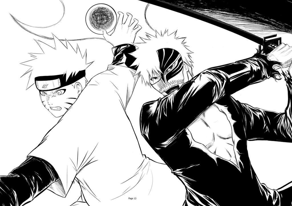Naruto Uzumaki and Ichigo Kurosaki VS...?! by Shight on ... | 1024 x 724 jpeg 139kB