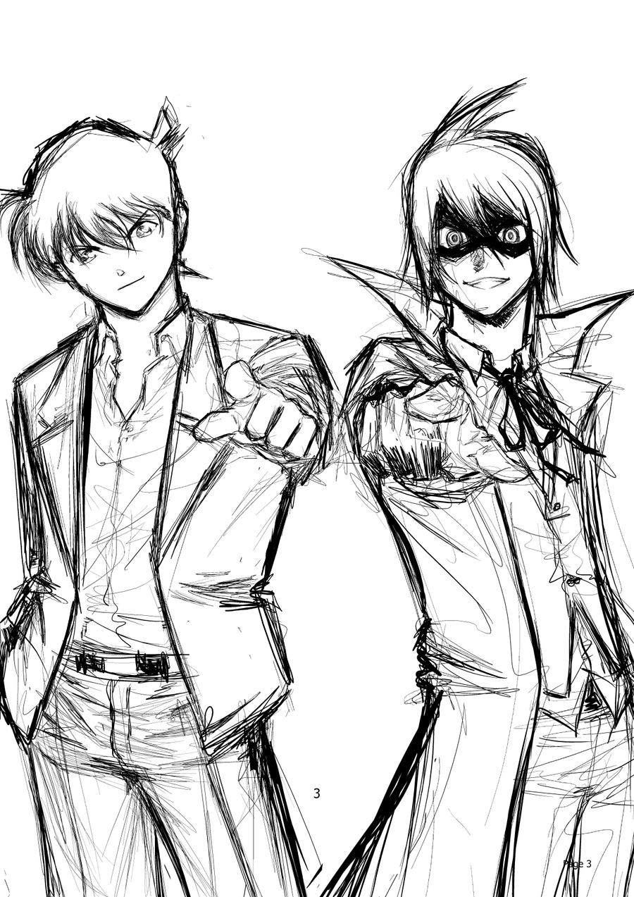 shinichi kudo detective trap by shight shinichi kudo detective trap by shight