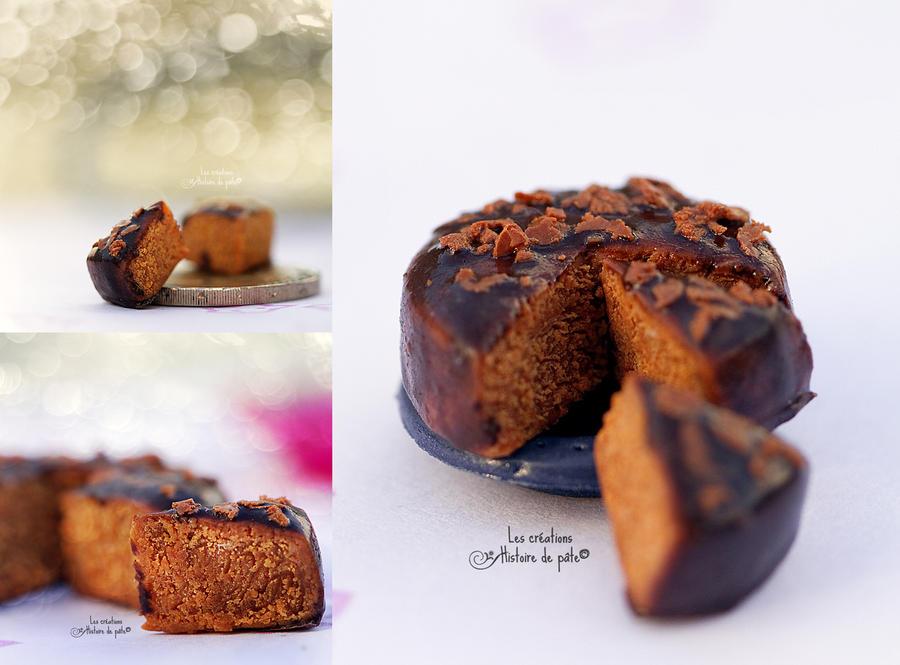 Chocolate cake for greedies. by andokadesbois