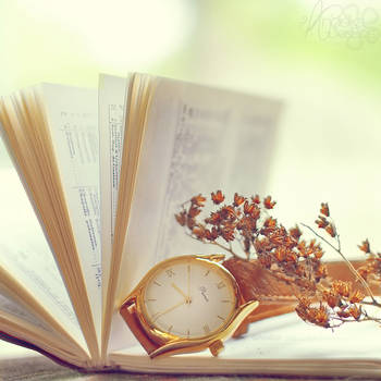 Take The Time. by andokadesbois