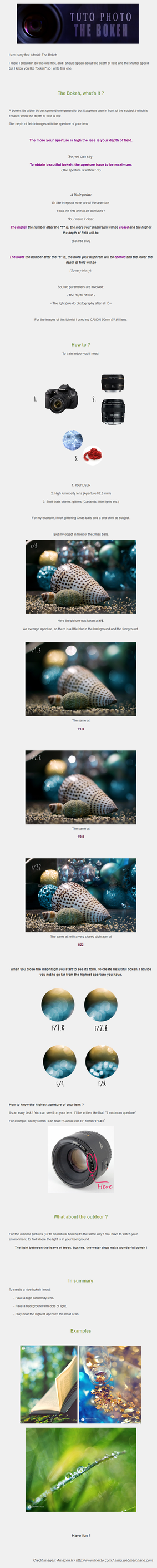 The mysterious Bokeh - Reedited from my website by andokadesbois