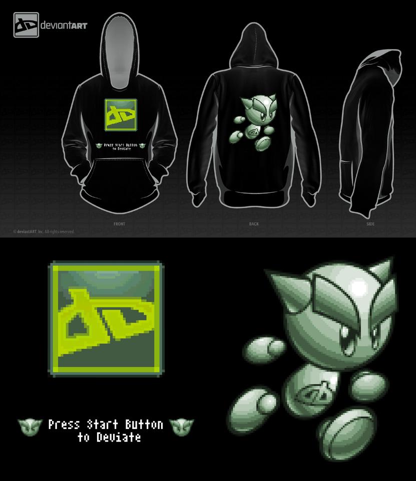 DA hoodies - 8b challenge by Aiseant