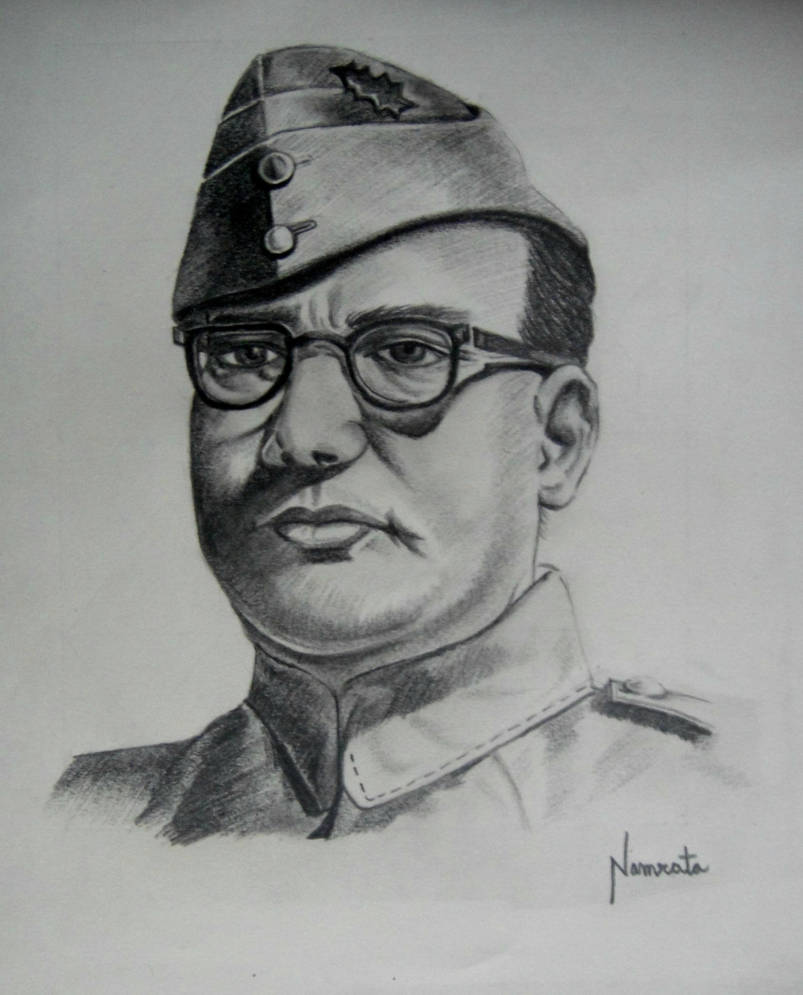Netaji subhash chandra bose by capricorn kid on deviantart