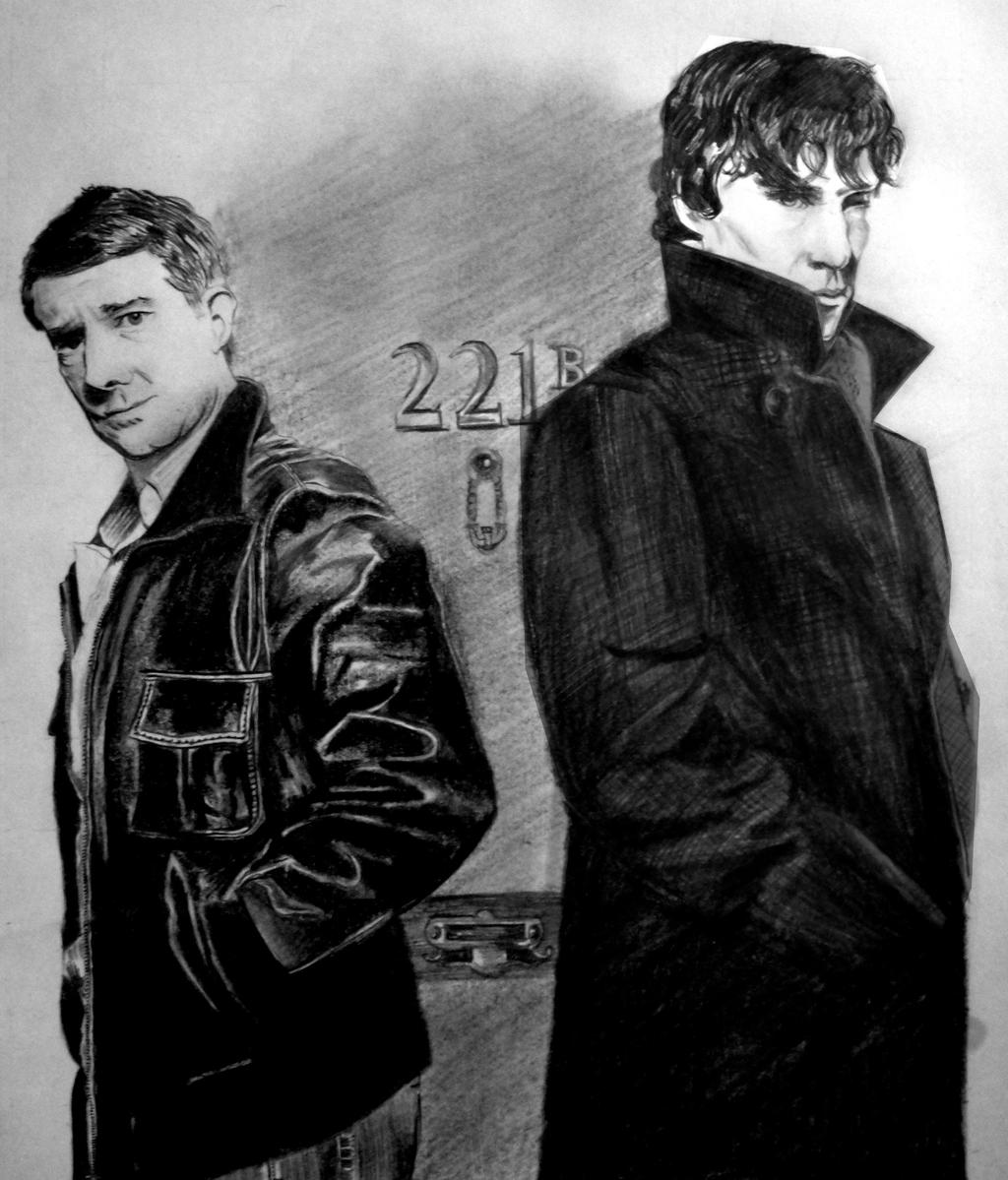 sherlock!! by capricorn-kid