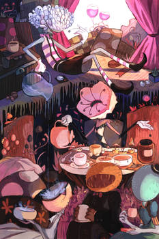 Blossoming Tea Party