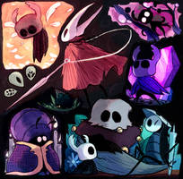 Hollow Knight by espimyte