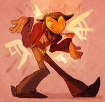 The Stumped Scarecrow by espimyte