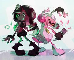 The DJ and the Princess
