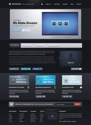 BrandMedia Template by Nuokone