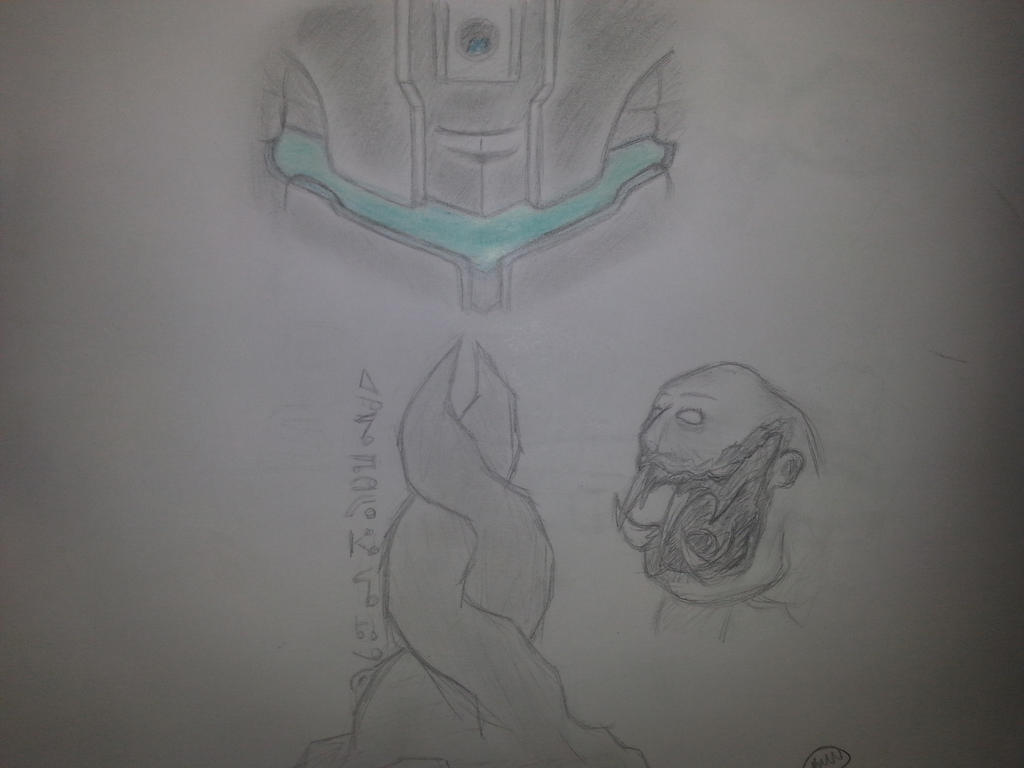 Dead Space by Buggiey-The-Reaper