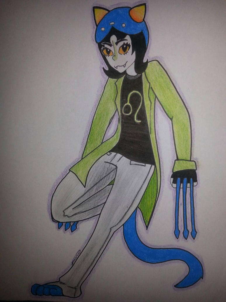 Nepeta Leijon by Buggiey-The-Reaper