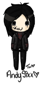 Itty Bitty Andy Sixx by Turkey-Wang