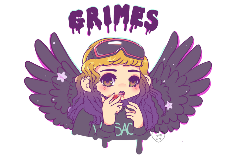 Grimes by Turkey-Wang