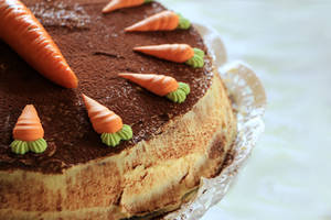 Happy Easter - Carrot Cake
