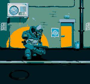 Robot Police 2