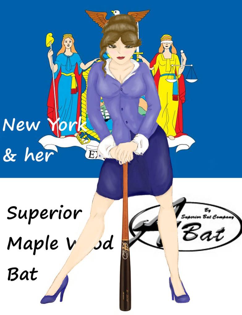 NY and Superior bat