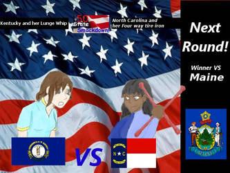 ROUND FIVE KY vs NC