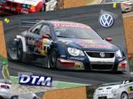 VW Eos DTM