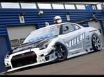 Nissan Skyline GTR Time Attack
