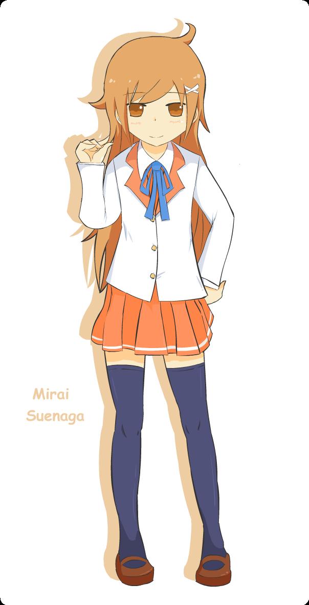 Mirai Suenaga by Rong-Rong