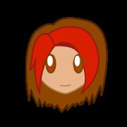Alia Head (short hair) by Dragon-FangX by EsotericDichotomy