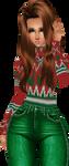 Clairissiana Christmas 2018 II by EsotericDichotomy