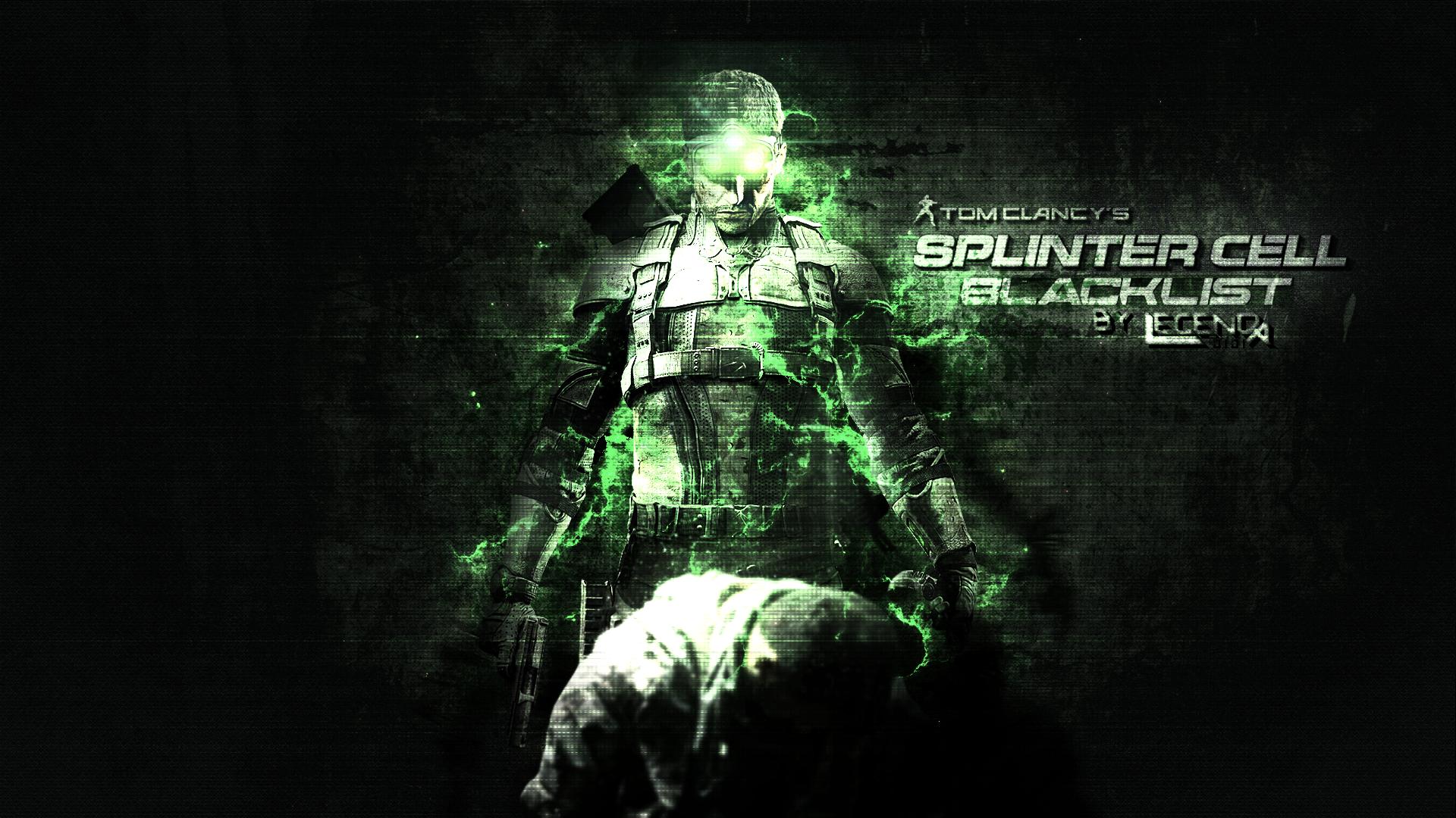 Splinter Cell Blacklist Wallpaper By Legenda01 On Deviantart