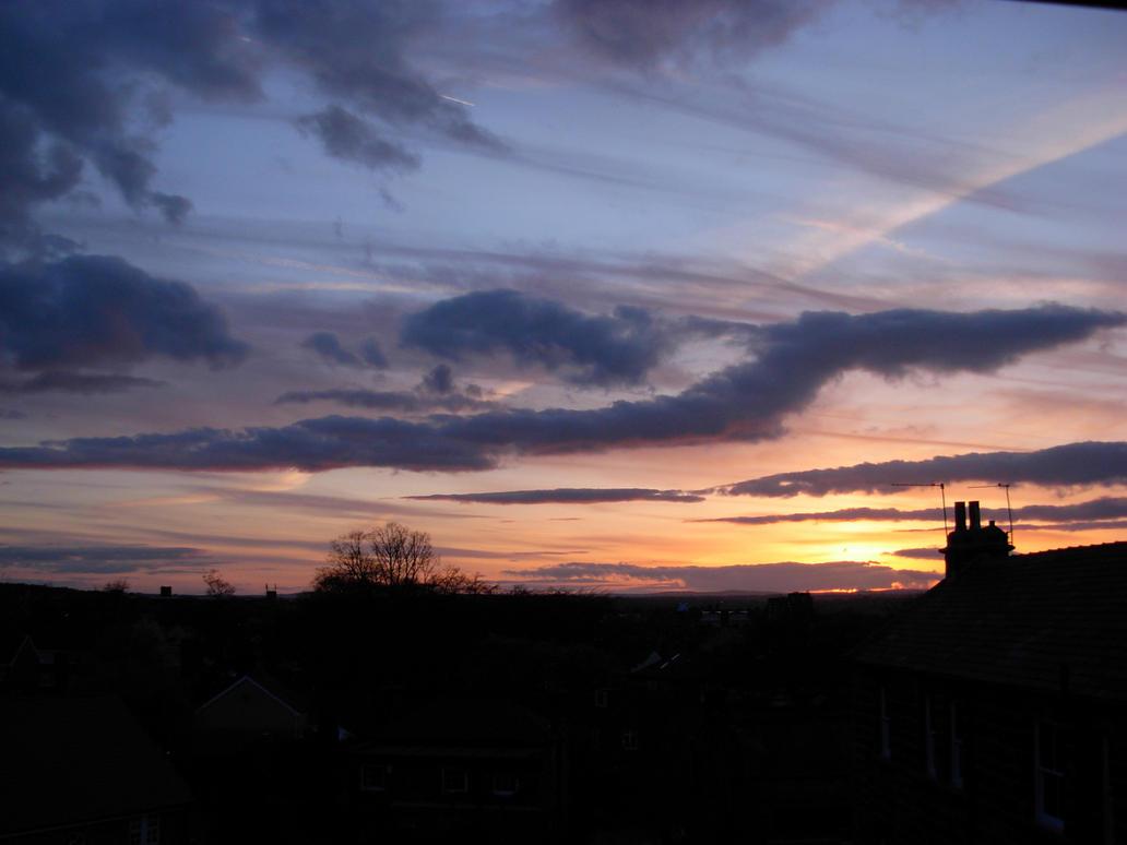 Sunset 02 by MrsFubar