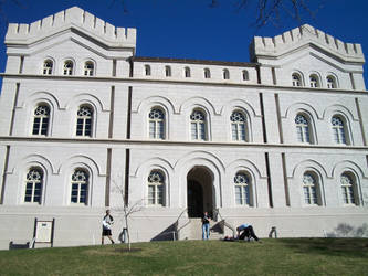 Exterior Shot of an Historical Building