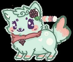 minty kitty