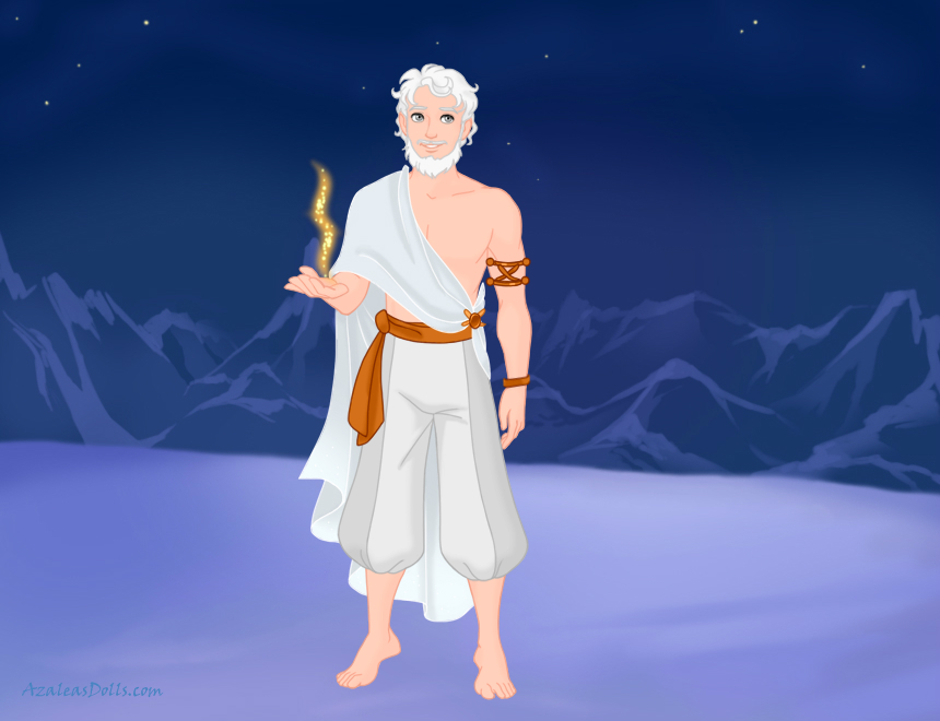 Zeus :: Greek God of the Sky and Thunder, King of the Gods