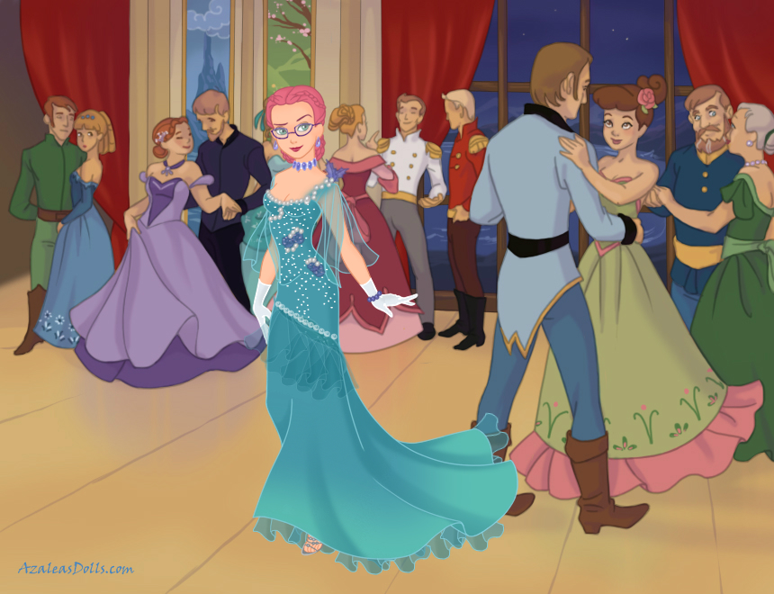 MG Round 4: Ballroom Gowns and Dresses by GingerDancer