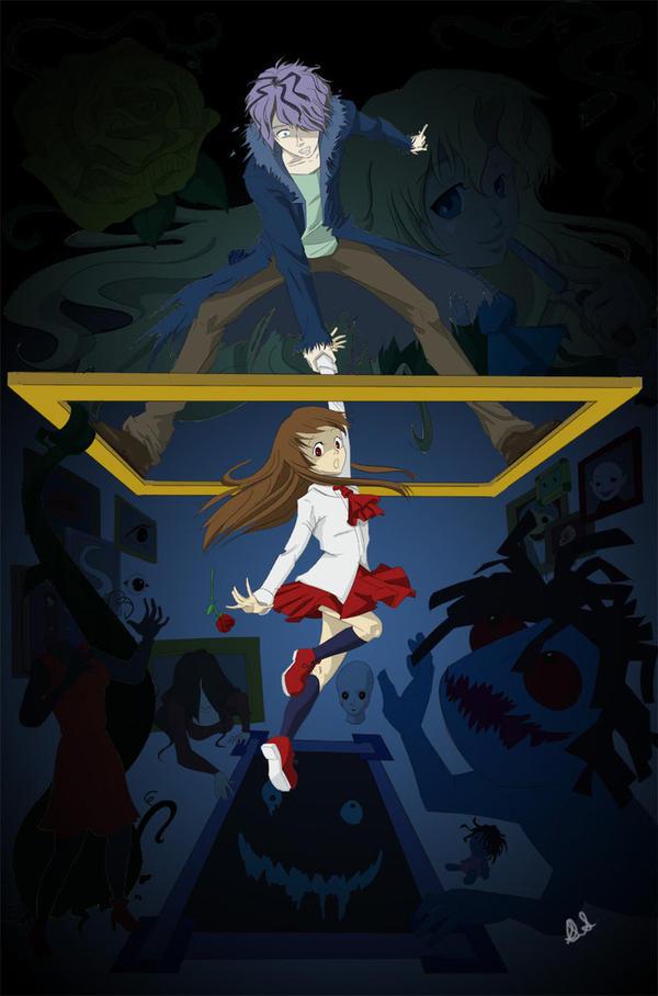 Ib - Escape by Kakete