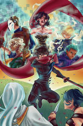 Kognition: Final Fight by Kakete