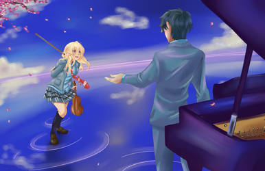 Your Lie by Kakete