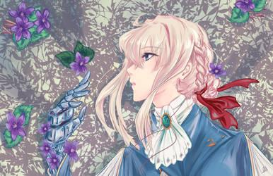 Violet by Kakete