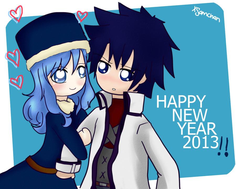 Happy New Year!!! by xxSamChan