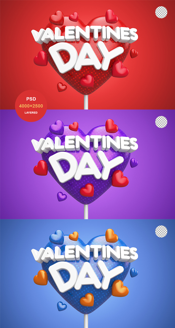 Valentines Day by Bashkirev