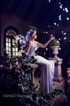 Queen Serenity cosplay