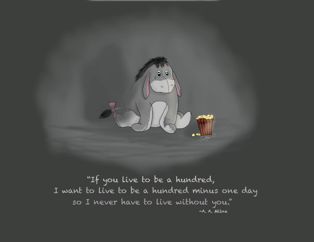 Never Watch a Sad Movie Alone by EmaleeAnderART